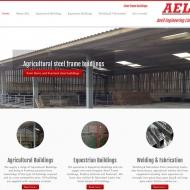 AEL Steel Frame Buildings
