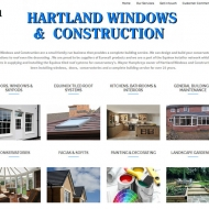 Hartland windows and construction