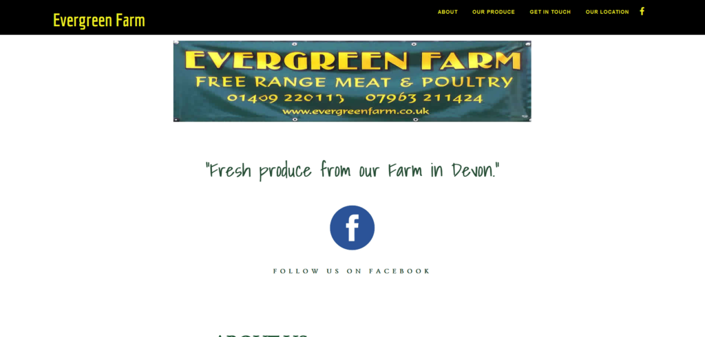 Evergreen Farm, Ashwater, Devon